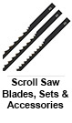 Scroll Saw Blades, Sets & Accessories