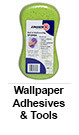 Wallpaper Adhesives & Tools