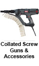 Collated Screw Guns & Accessories