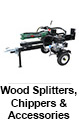 Wood Splitters, Chippers & Accessories