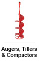 Augers, Tillers and Compactors