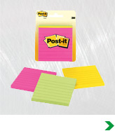 Adhesive Notes and Flags