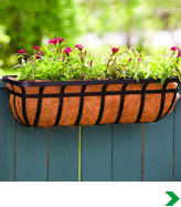 Planters, Hanging Baskets & Accessories