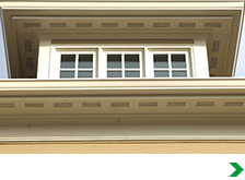 Prefinished Engineered Soffit