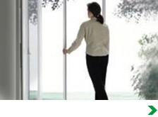 Exterior Door Screens