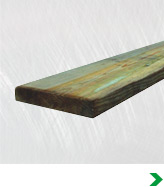 Treated Dimensional Lumber
