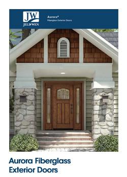 Aurora Fiberglsas Exterior Doors