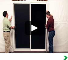 How to install - New Construction Patio Door