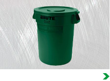 Brute Utility Garbage Containers