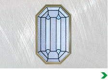 20x34 Octagon Windows