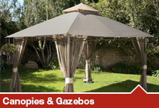 Canopies & Gazebos