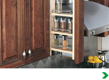 Kitchen Cabinet & Drawer Organizers