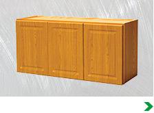 Oak Laundry Cabinets