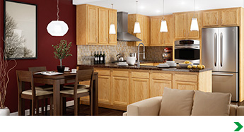 Prefinished Cabinets