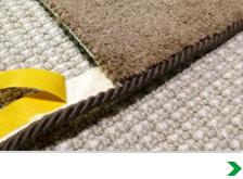 Rug and Carpet Binding