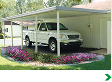 Attached Carports