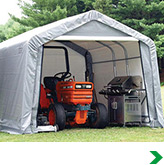 Shop All Fabric Shelters & Canopies