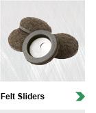 Felt Sliders