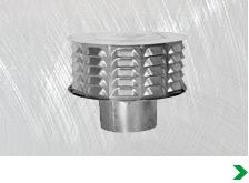 B-Vent & Gas Appliance Caps