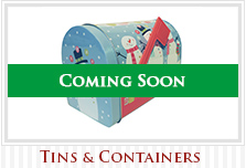 Tins & Containers