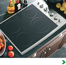 Electric Smooth Cooktop