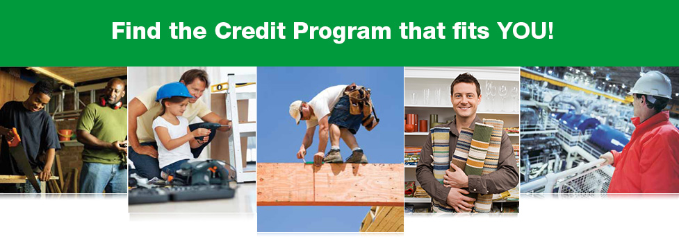 Credit Programs for YOU