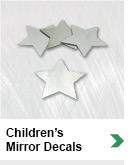 Children's Mirror Decals
