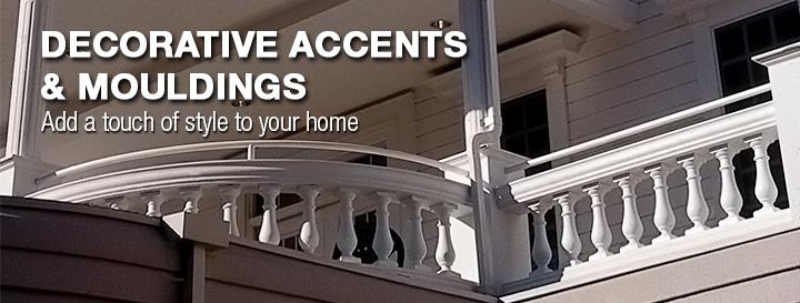 Decorative Accents & Mouldings