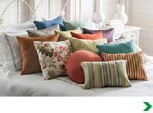 Custom Designed Pillows