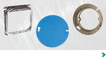 Extenders, Covers & Mud Rings