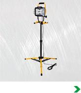 Base-mount & Tripod Work Lights