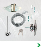 Garage Door Parts & Accessories