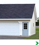 Garage Entry Doors