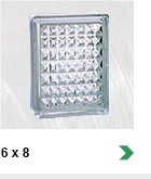 6x8 Glass Blocks