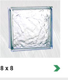 8x8 Glass Blocks