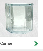 Corner Glass Blocks