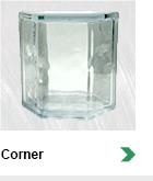Corner Glass Blocks
