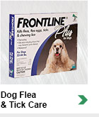 Dog Flea & Tick Care