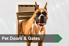 Pet Doors and Gates