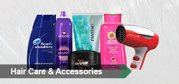 Hair Care and Accessories