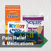 Pain Relief & Medications