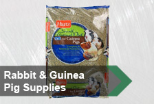 Rabbit and Guinea Pig Supplies