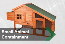 Small Animal Containment