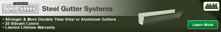 MM Steel Gutters