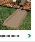 Splash Block
