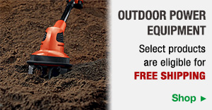 Outdoor Power Equipment Spring