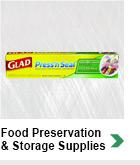 Food Preparation & Storage Supplies