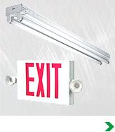Fluorescent & Commercial Lights