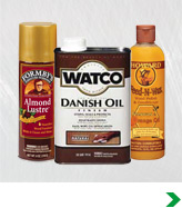Wood Conditioners and Oils