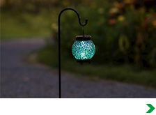 Ornamental Landscape Lights
